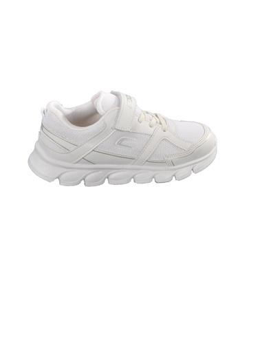 Cool 20-S03 Saks Çocuk Spor Ayakkabı Beyaz